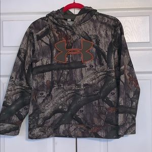 Camouflage Under Armour / Mossy Oak Hoodie